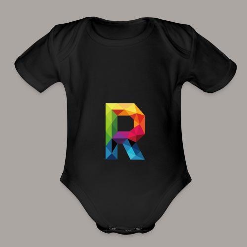 Official RedWood Water Bottle - Organic Short Sleeve Baby Bodysuit