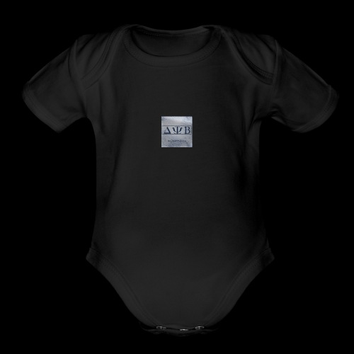 deltafilmadventures - Organic Short Sleeve Baby Bodysuit