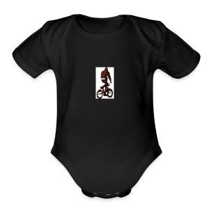 th 1 - Short Sleeve Baby Bodysuit