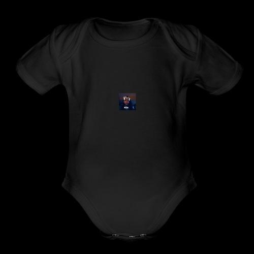 meme - Organic Short Sleeve Baby Bodysuit