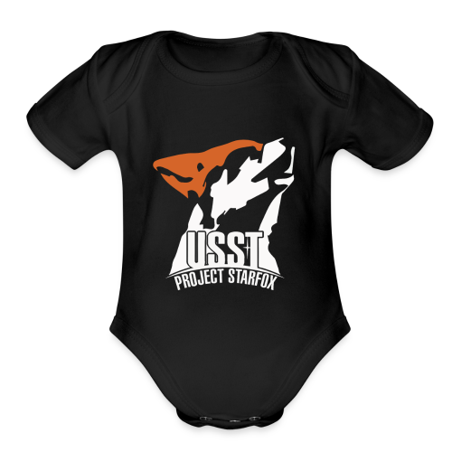 Project STARFOX - Organic Short Sleeve Baby Bodysuit
