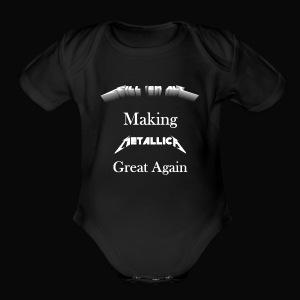 Kill em All Great Again - Short Sleeve Baby Bodysuit