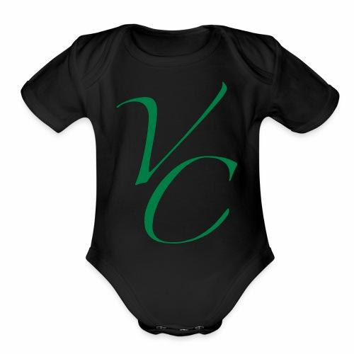 Exotic Vasquezcrew's Syle - Organic Short Sleeve Baby Bodysuit