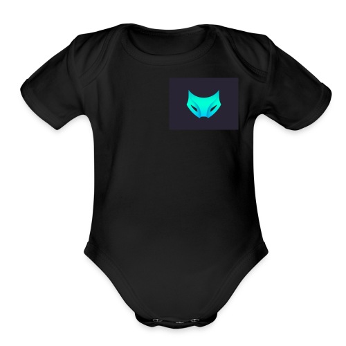 CobyPlays Official Merch - Organic Short Sleeve Baby Bodysuit
