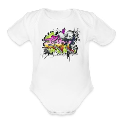 TRUTH - Organic Short Sleeve Baby Bodysuit