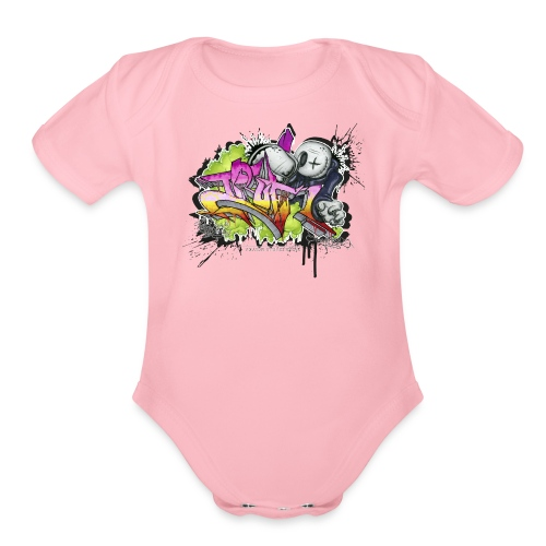 TRUTH - Organic Short Sleeve Baby Bodysuit