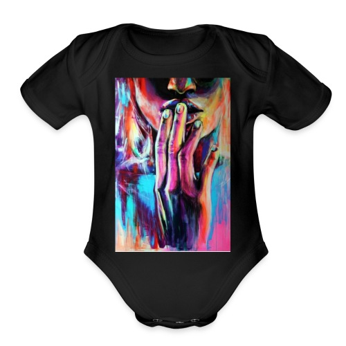 6D9F8A52 EC6D 4A88 91DC 8DBE509A6AEC - Organic Short Sleeve Baby Bodysuit