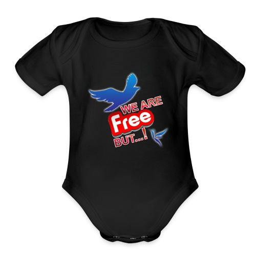 is't free ?!! - Organic Short Sleeve Baby Bodysuit