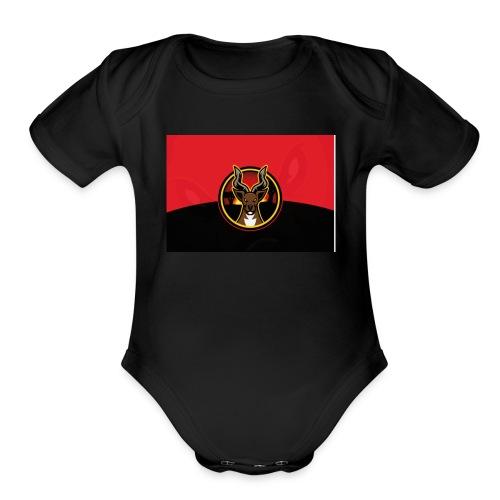 IMG_0071 - Organic Short Sleeve Baby Bodysuit