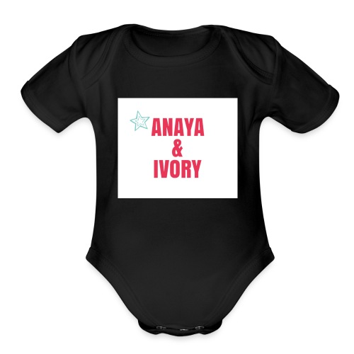 27671133 6FDA 4FAC AE0C CB9494B92CC4 - Organic Short Sleeve Baby Bodysuit