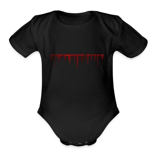 6717F964 5CED 4C58 A109 81DBB12FFFDA - Organic Short Sleeve Baby Bodysuit
