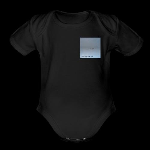 PosterMaker 1524288907561 - Organic Short Sleeve Baby Bodysuit