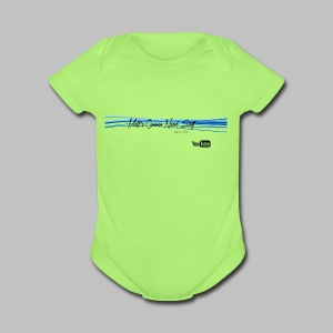 Youtube Shirt - Short Sleeve Baby Bodysuit