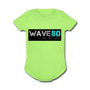 Main Logo - Short Sleeve Baby Bodysuit