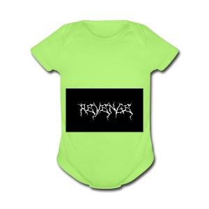 AngelMartinez'Merch - Short Sleeve Baby Bodysuit