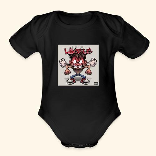 Noah Jones Hit Single T-Shirt - Organic Short Sleeve Baby Bodysuit