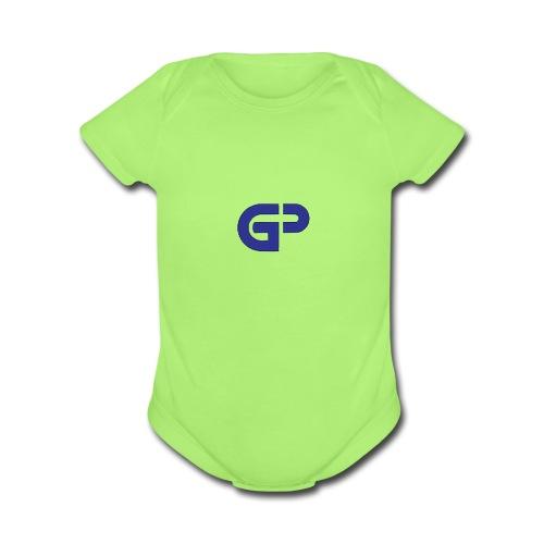 thumb copy - Organic Short Sleeve Baby Bodysuit