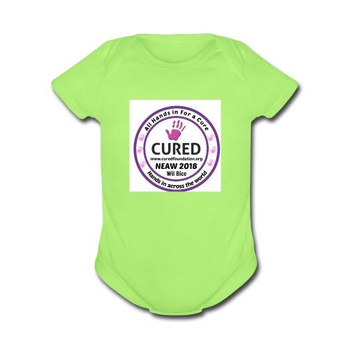 EOE Disease - Organic Short Sleeve Baby Bodysuit