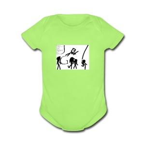 Joseph Gaming Official T-Shirt - Short Sleeve Baby Bodysuit
