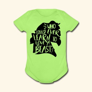 Love a Beast - Short Sleeve Baby Bodysuit