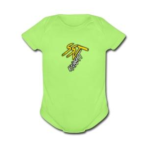 Limited SSJ shirt - Short Sleeve Baby Bodysuit