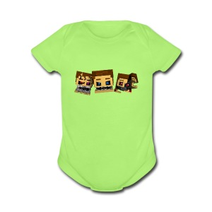 Doctorks' Shirts - Short Sleeve Baby Bodysuit