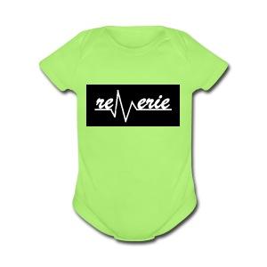 reverie - Short Sleeve Baby Bodysuit