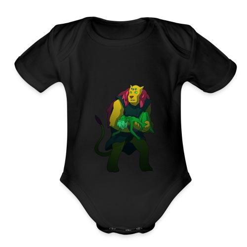 Nac And Nova - Organic Short Sleeve Baby Bodysuit