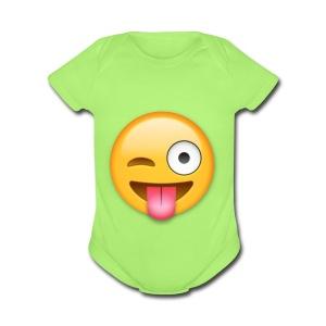coolest tshirt - Short Sleeve Baby Bodysuit