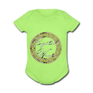 CWsace - Short Sleeve Baby Bodysuit