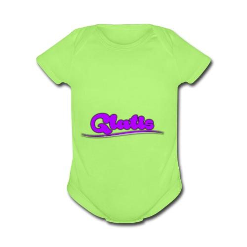 Clean Chill Glatis Shirts - Organic Short Sleeve Baby Bodysuit
