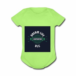 Dream Life Cooperation - Short Sleeve Baby Bodysuit