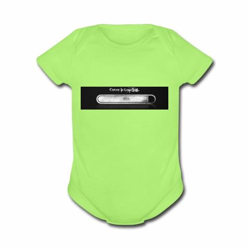 8109022c0e78ceab2f35c1ec9e085244 - Organic Short Sleeve Baby Bodysuit