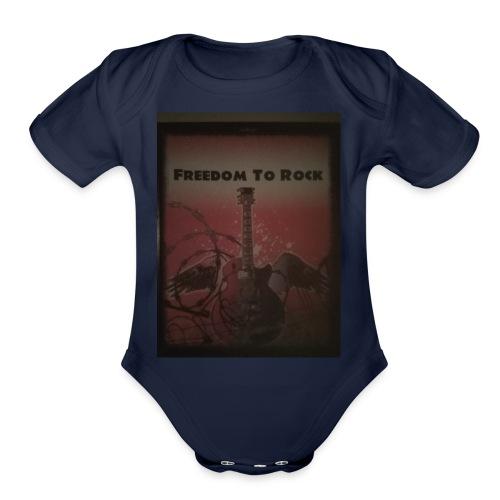 Smokinjoes - Organic Short Sleeve Baby Bodysuit