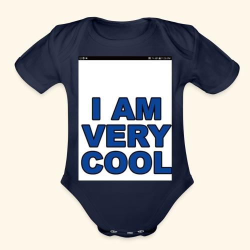 IMG 20180103 095033 039i - Organic Short Sleeve Baby Bodysuit