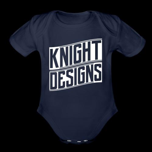 frank - Organic Short Sleeve Baby Bodysuit
