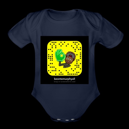 Kmv - Organic Short Sleeve Baby Bodysuit