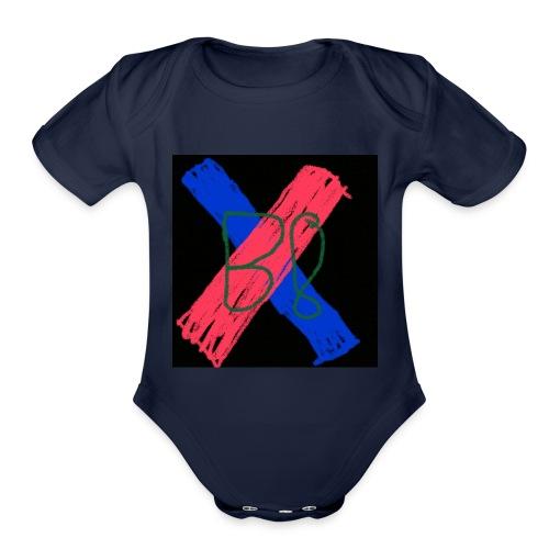 2018 01 05 21 19 26 - Organic Short Sleeve Baby Bodysuit