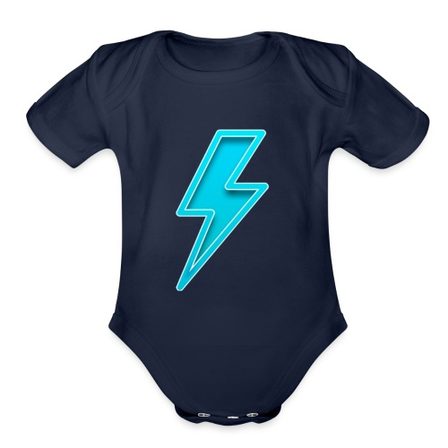 Luziozz Merch - Organic Short Sleeve Baby Bodysuit
