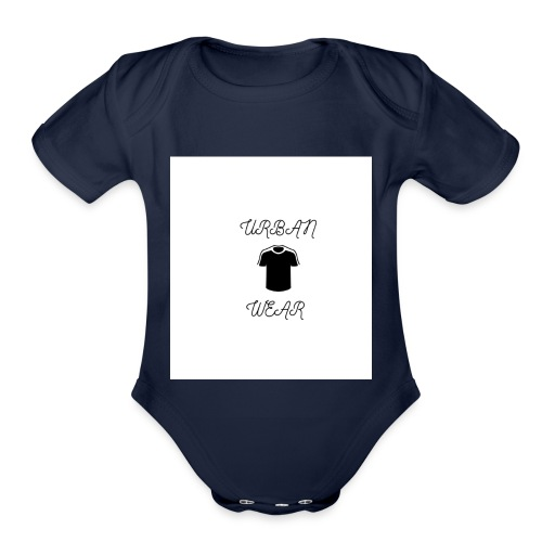 1514856964712 - Organic Short Sleeve Baby Bodysuit