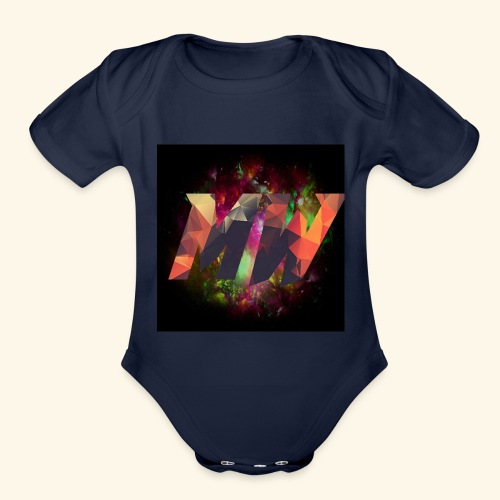 YouTube Icon 2 - Organic Short Sleeve Baby Bodysuit