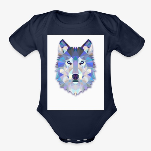 03C44236 E125 478F A95B 562E3340E759 - Organic Short Sleeve Baby Bodysuit