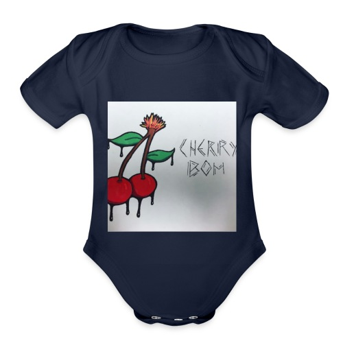 IMG 20171125 161703 - Organic Short Sleeve Baby Bodysuit