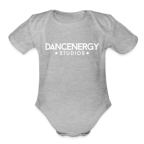 DS - Organic Short Sleeve Baby Bodysuit