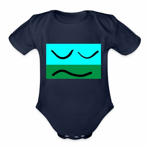 Godless Journey - Organic Short Sleeve Baby Bodysuit
