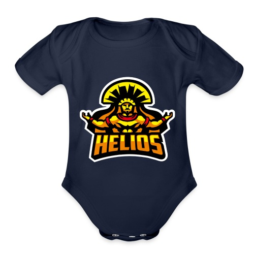 Helios eSports - Organic Short Sleeve Baby Bodysuit