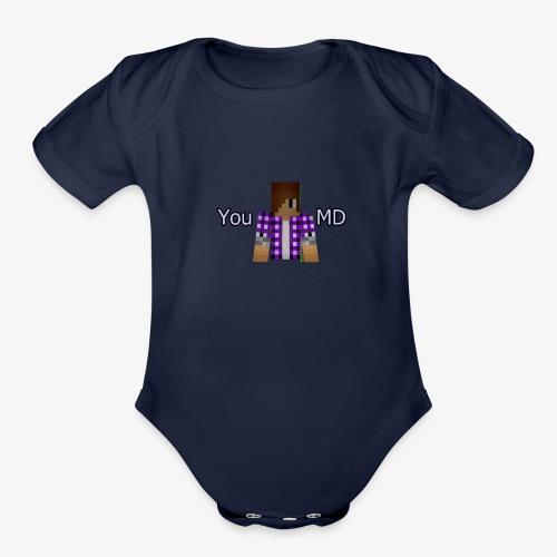 Best Seller Ever - Organic Short Sleeve Baby Bodysuit