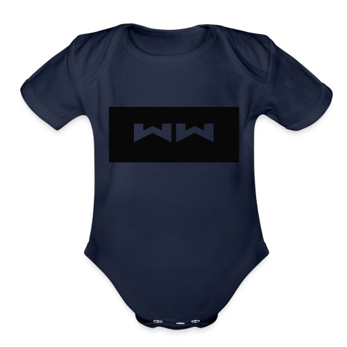 WW - Organic Short Sleeve Baby Bodysuit