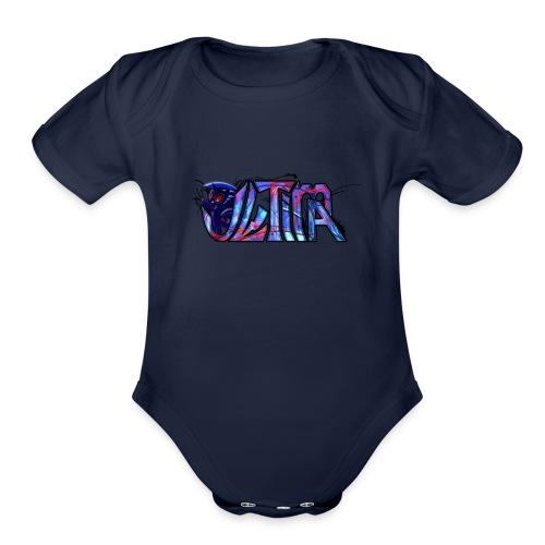 ULTRA - Organic Short Sleeve Baby Bodysuit