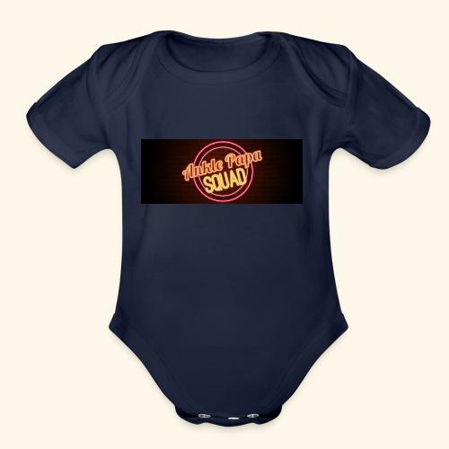NEON 2 - Organic Short Sleeve Baby Bodysuit